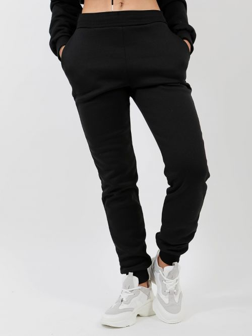 Katie Slim Fit Joggers In Black